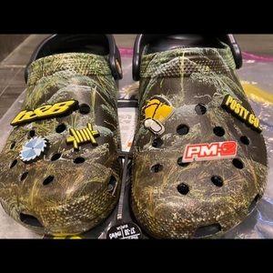 Post Malone crocs